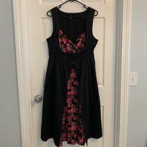 Torrid Retro Chic Dress